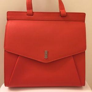 b747d1e4a4c4 HOBBS LONDON Bags - Hobbs London Orange Alderley Grab Shoulder bag
